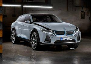 BMW-News-Blog: BMW i5: Photoshop-Rendering zeigt neues Elektroaut - BMW-Syndikat