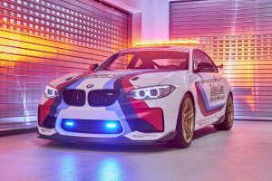 BMW-News-Blog: BMW M2 (F87): Offizielles Safety Car der MotoGP 20 - BMW-Syndikat