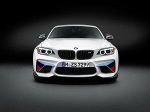 BMW-News-Blog: BMW M Performance: Zubehör für das BMW M2 Coupé vo - BMW-Syndikat