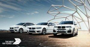 BMW-News-Blog: BMW 1er, 2er, 3er, 4er, X3, X4: 100 Jahre Innovati - BMW-Syndikat