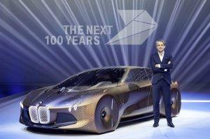 BMW-News-Blog: BMW CONCEPT VISION NEXT 100 - BMW-Syndikat