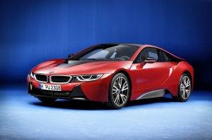 BMW-News-Blog: BMW i8 Protonic Red: Limitierter Plug-in-Hybrid - BMW-Syndikat