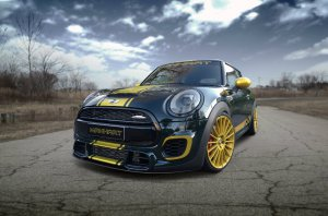 BMW-News-Blog: Manhart Performance: Mini-Schreck mit 300 PS! - BMW-Syndikat