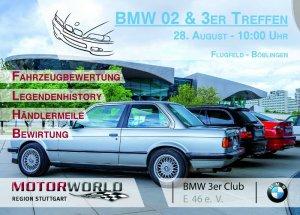 BMW 02 & 3er Treffen - Motorworld Stuttgart -  - 906464_bmw-syndikat_bild