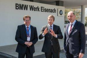 BMW-News-Blog: BMW-Werkserweiterung im BMW-Werk Eisenach und neue - BMW-Syndikat