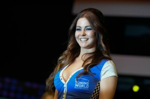 BMW-News-Blog: Tuning World Bodensee: Julia Oemler ist Miss Tunin - BMW-Syndikat