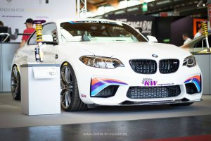 BMW-News-Blog: BMW M2 Tuning: Laptime Performance zeigt 420-PS-Ru - BMW-Syndikat