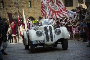 BMW-News-Blog: Die BMW Group Classic mit BMW 328 bei der Mille Mi - BMW-Syndikat
