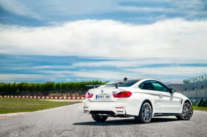 BMW-News-Blog: BMW M4 Coup� (F82) CS Edition: Sondermodell f�r Sp - BMW-Syndikat