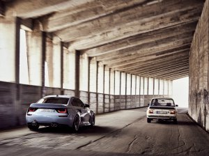 BMW-News-Blog: BMW 2002 Hommage: BMW-Historie im Stil eines moder - BMW-Syndikat