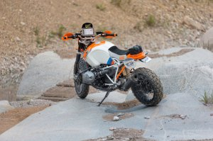 BMW-News-Blog: BMW Concept Lac Rose: Custom-Bike zwischen Offroad - BMW-Syndikat