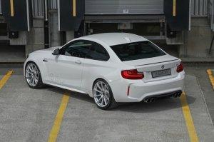 BMW-News-Blog: BMW M2 Tuning: dÄHler verpflanzt M4-Triebwerk in K - BMW-Syndikat