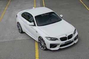 BMW-News-Blog: BMW M2 Tuning: d�Hler verpflanzt M4-Triebwerk in K - BMW-Syndikat