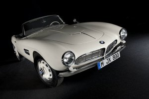 BMW-News-Blog: Elvis' BMW 507 auferstanden: Restaurierter Klassik - BMW-Syndikat