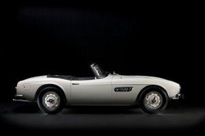 BMW-News-Blog: Elvis' BMW 507 auferstanden: Restaurierter Klassik - BMW-Syndikat