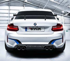 BMW-News-Blog: Extra-Leistung für den BMW M2 - Upgrades von Alpha - BMW-Syndikat