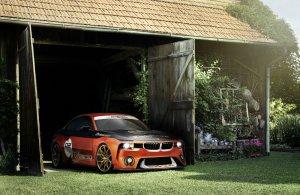 BMW-News-Blog: BMW 2002 Hommage: Designstudie deb�tiert er - BMW-Syndikat