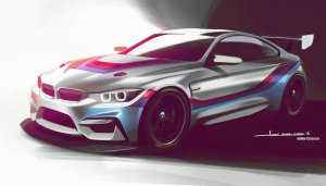 BMW-News-Blog: BMW M4 GT4: Neues Angebot im Kundensport - BMW-Syndikat