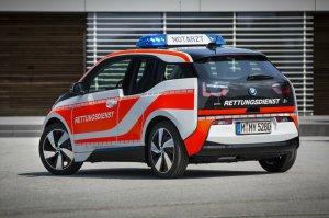 BMW-News-Blog: LAPD und Londoner Feuerwehr setzen auf BMW i3 - BMW-Syndikat