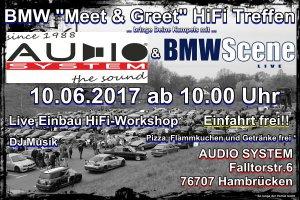 BMW Meet & Greet HiFi Treffen 2017 -  - 947972_bmw-syndikat_bild