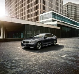 BMW-News-Blog: BMW 6er Gran Turismo M Sport Debut Edition: Sonder - BMW-Syndikat