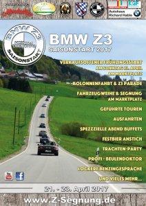 BMW Z3 Saisonstart & Segnung 2017 -  - 953850_bmw-syndikat_bild