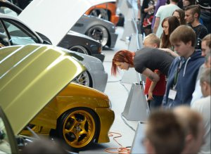 BMW-News-Blog: Tuning World Bodensee 2017: Messe-Highlight des Ja - BMW-Syndikat