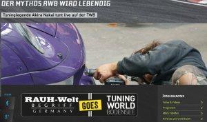 BMW-News-Blog: Rauh-Welt-Begriff live auf der Tuning World Bodens - BMW-Syndikat