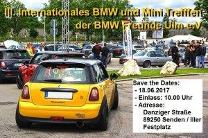 3. Internationales BMW und MINI Treffen der BMW Fr -  - 957082_bmw-syndikat_bild