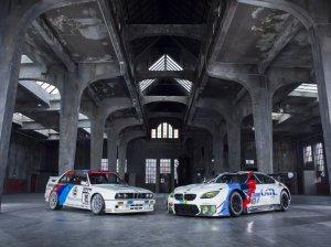 BMW-News-Blog: BMW M6 GT3 vom BMW Team Schnitzer erhält historisc - BMW-Syndikat