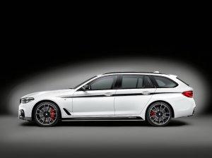 BMW-News-Blog: BMW M Performance für den BMW 5er Touring (G31) - BMW-Syndikat