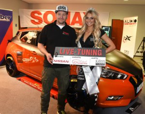 BMW-News-Blog: Vanessa Schmitt ist Miss Tuning 2017 - BMW-Syndikat