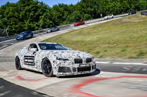 BMW-News-Blog: BMW M8: Prototyp beim M Festival am Nürburgring - BMW-Syndikat