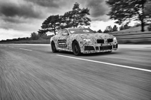 BMW-News-Blog: BMW_M8__Prototyp_beim_M_Festival_am_Nuerburgring