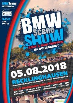 BMW SCENE Show 2018 -  - 981024_bmw-syndikat_bild