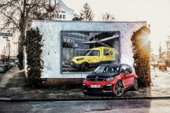 BMW-News-Blog: BMW sorgt für Entspannung bei Päckchenboten - BMW-Syndikat