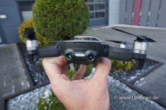 BMW-News-Blog: DJI Mavic Air: 4K-Fotodrohne vorgestellt - BMW-Syndikat