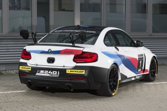 BMW-News-Blog: BMW M240i Racing Cup - BMW-Syndikat