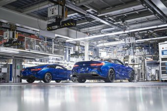 BMW-News-Blog: Produktionsstart des BMW 8er Cabriolets in Dingolf - BMW-Syndikat