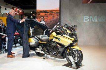 BMW-News-Blog: BMW präsentiert neue Motorradmodelle auf der EICMA - BMW-Syndikat