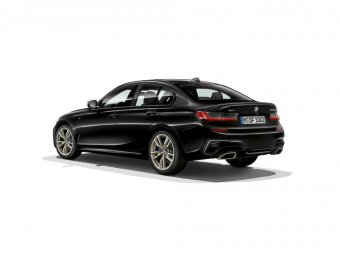 BMW-News-Blog: Weltpremiere: BMW M340i xDrive Limousine (G20) - BMW-Syndikat
