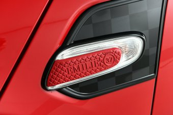 BMW-News-Blog: MINI Yours Customised: Individuelle Blinker und Co - BMW-Syndikat