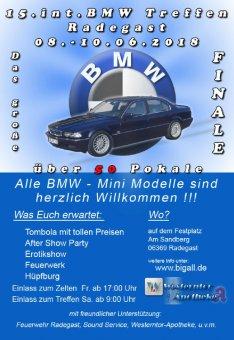 15. int. BMW Treffen in Radegast das große Finale -  - 984322_bmw-syndikat_bild