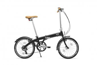 BMW-News-Blog: MINI_Folding_Bike__Faltrad_fuer_Design-Fans