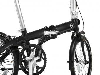 BMW-News-Blog: MINI Folding Bike: Faltrad für Design-Fans - BMW-Syndikat