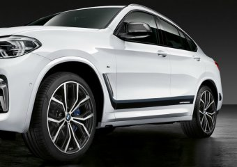 BMW-News-Blog: BMW M Performance Parts für X2 (F39), X3 (G01) und - BMW-Syndikat