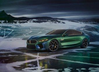 BMW-News-Blog: BMW Concept M8 Gran Coupé - BMW-Syndikat