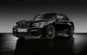 BMW-News-Blog: Schwarz Extrem: BMW M2 Coupé Edition Black Shadow - BMW-Syndikat