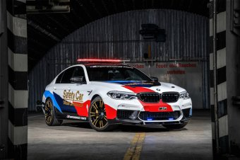 BMW-News-Blog: BMW M: 20 Jahre Official Car of MotoGP - BMW-Syndikat