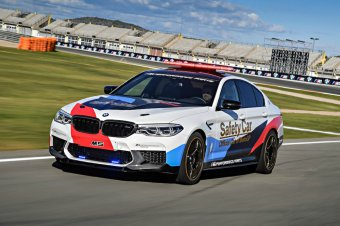 BMW-News-Blog: BMW M: 20 Jahre Official Car of MotoGP - BMW-Syndikat
